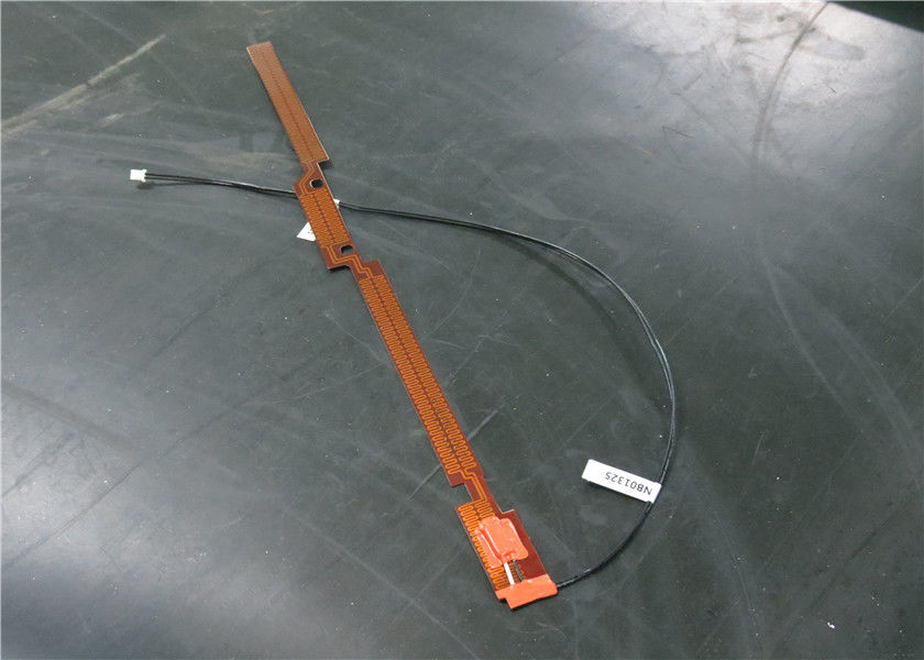 Various Shapes Kapton Polyimide Heaters For Injection Molding Machine