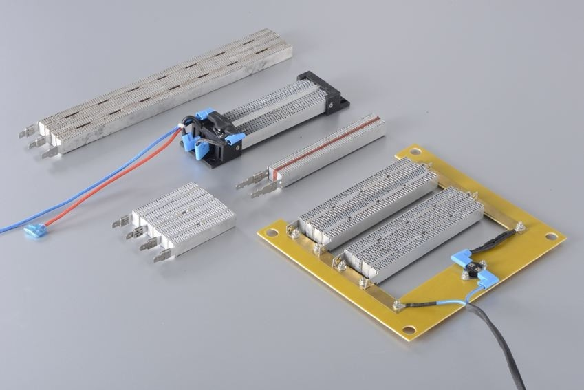 High Effective 5KW Exhausting Urea PTC Heater Assembly With PTC Thermistor